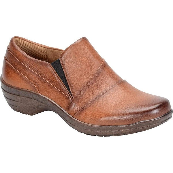 Comfortiva Sebring Round Toe Leather Loafer