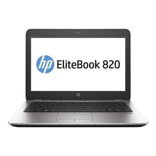 HP 1FX35UT#ABA EliteBook 820 G4 Series Notebook