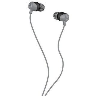 Skullcandy JIB Noise Isolating Earbuds - Grey/Swirl/Black