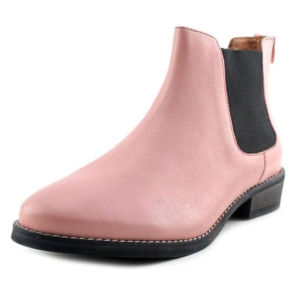 Eight Second Angel Caroline Chelsea Boot Women Pink Boots