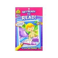 School Zone LGR Get Ready To Read Bk