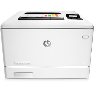 HP LaserJet Pro M452dn Laser Printer - Color - Plain Paper Print (Refurbished)