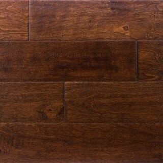 "Miseno MFLR-COLORADO-E Riverbed Engineered Hardwood Flooring - 5"" Planks (36.3 SF / Carton)"