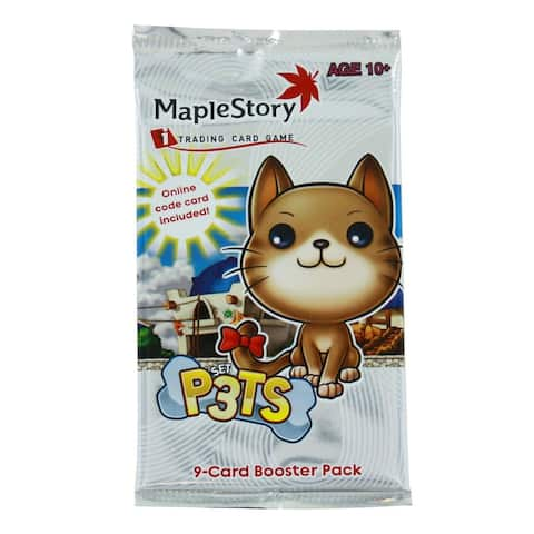 MapleStory Trading Card Game P3TS Booster Pack (Set 1)