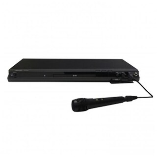 Supersonic SC-31 5.1 Channel DVD Player with HDMI Up Conversion US