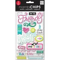 Good Friends - Chipboard Value Pack