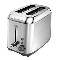Refurbished Black and Decker Toaster 2 slice