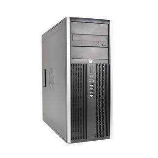 HP Compaq 8200-T Core i7-2600 3.4GHz 8GB RAM 500GB HDD DVD-RW Windows 10 Pro PC (Refurbished)