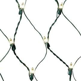 GE 62256 Random Sparkle Net Light Set, 4' x 6'
