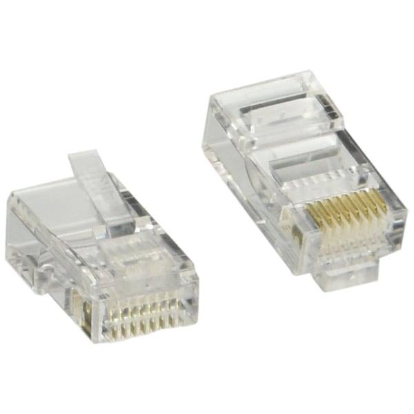 Belkin R6g088-10 Gold-Plated Rj-45 Plug