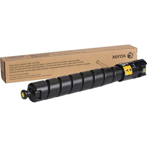 Xerox 106r04048 versalink c8000 yellow high capacity toner cartridge