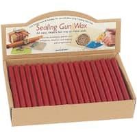 Sealing Gun Wax Stick (Bulk)-Red