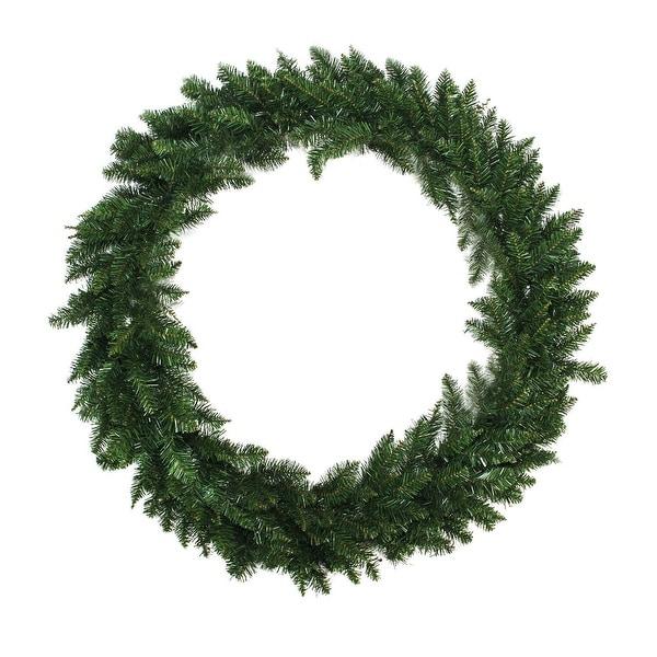"""48"""" Buffalo Fir Artificial Christmas Wreath - Unlit"""