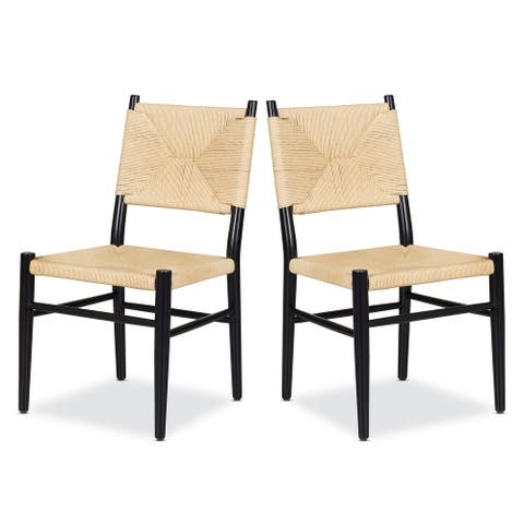 Poly and Bark Corden Dining Chair (Set of 2)