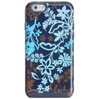 Vera Bradley Womens Cell Phone Case Printed Hybrid - o/s