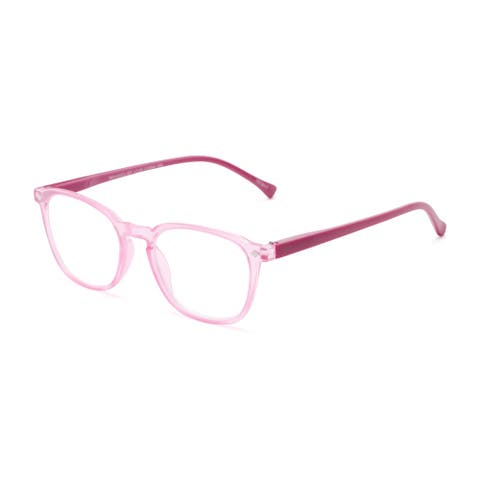 Readers.com The Alistair Retro Square Reading Glasses