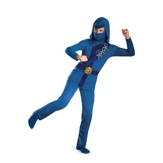 Disguise Blue Thunder Ninja Child Costume