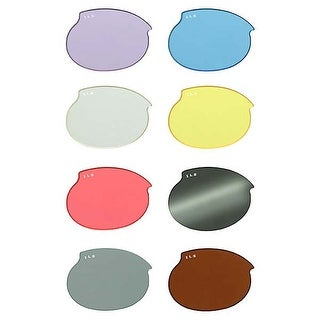 Doggles ILS Replacement Dog Sunglass Lenses Small Purple