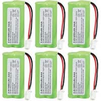 Replacement Battery For GE/RCA BT166342/266342 / CPH-515J - 6 Pack