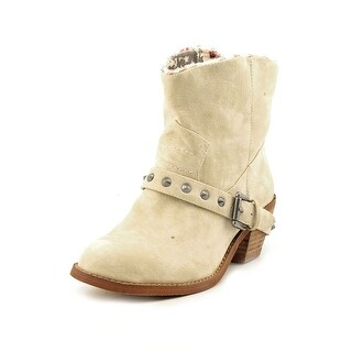 Not Rated Loud Women Round Toe Synthetic Bootie