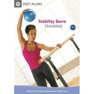 Stott Pilates: Core Stability Barre Training - Level 1 - DVD