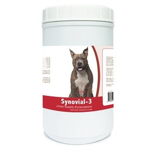 Healthy Breeds American Staffordshire Terrier Synovial-3 Joint Health