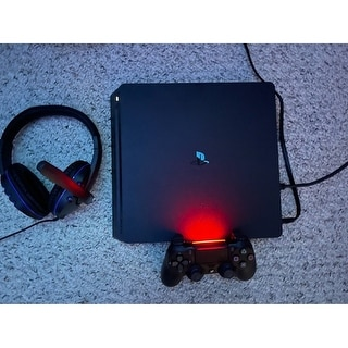 PlayStation 4 Slim with NBA 2K21 and Universal Headset - Black