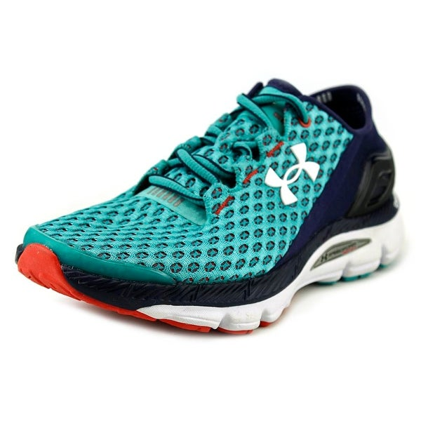 Under Armour UA Speedform Gemini Round Toe Canvas Running Shoe