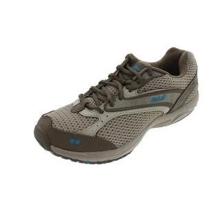 Ryka Womens Dash Leather Lightweight Walking Shoes - 5 medium (b,m)