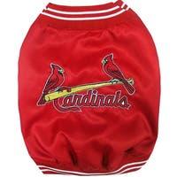 MLB St. Louis Cardinals Dugout Jacket