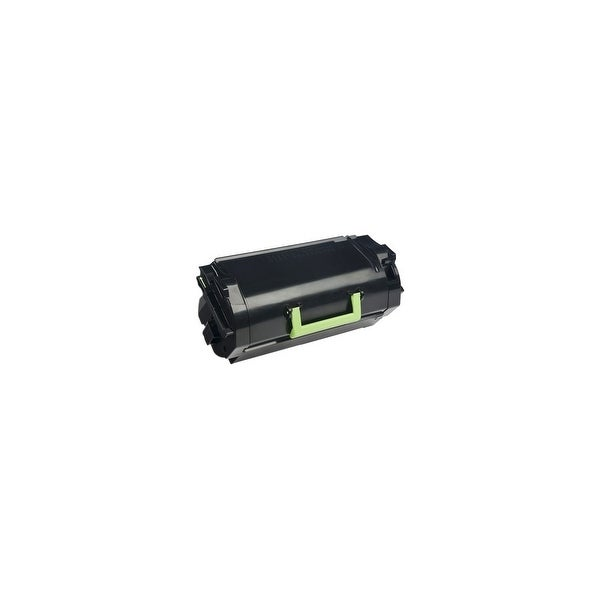 Lexmark 52D0HA0 Lexmark Unison 520HA Toner Cartridge - Black - Laser - High Yield - 25000 Page