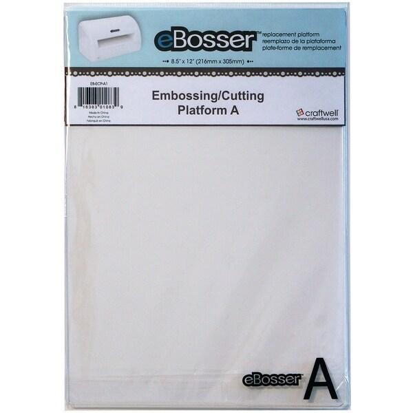 """eBosser Embossing/Cutting Platform A 8.5""""X12""""-"""
