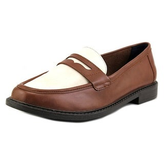 Cole Haan Pinch Campus Penny C Cap Toe Leather Loafer