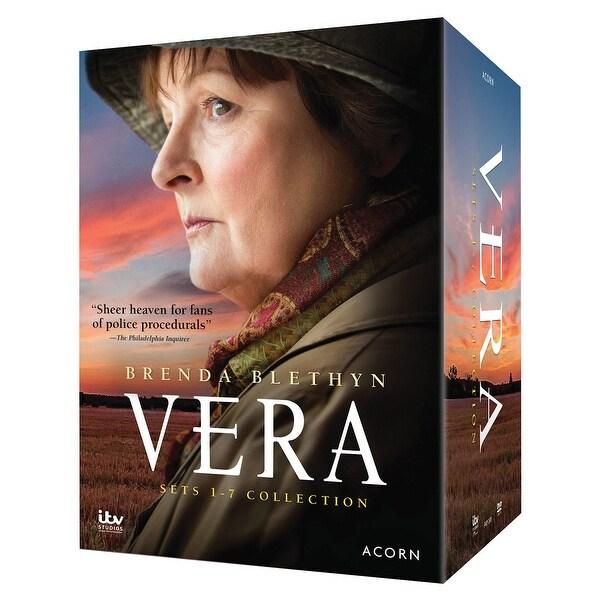 Vera - British TV Drama - Sets 1-7 DVD Collection - Region 1 Coded (US & Canada)