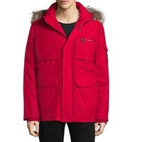 Pajar James Coat in Red