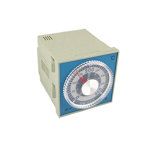Unique Bargains SW-9AO Electrical 0-400 Celsius Temperature Controller