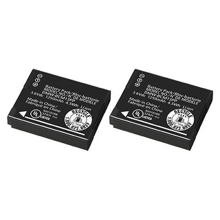 Battery for Panasonic DMWBCM13 / DMWBCM13E (2-Pack) Camera Battery