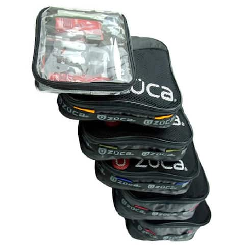 Zuca Pro Packing Pouch Set - Set of 6 Utility Pouches
