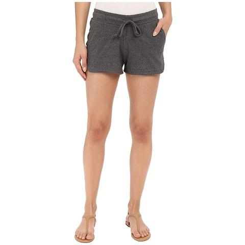 Alternative Charcoal Gray Women Large L Drawstring Four Pocket Short