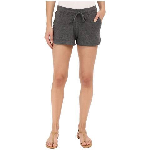 Alternative Charcoal Gray Womens XL Drawstring Four Pocket Shorts