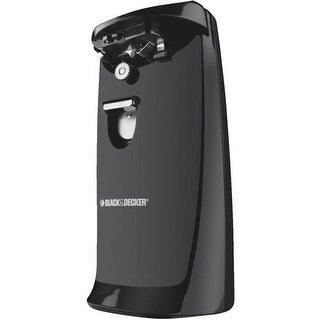 BLACK DECKER SPACEMAKER CAN OPENER CO85