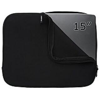 Merax 207-288 15-inch Neoprene Notebook Sleeve - Black (Refurbished)