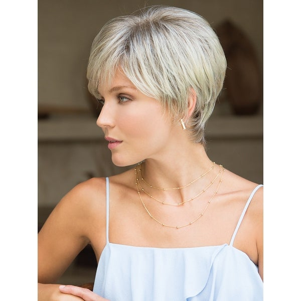Shop Megan By Noriko Basic Cap Synthetic Wig Free
