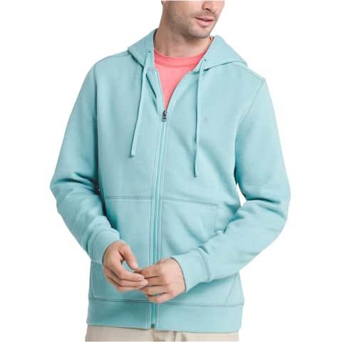 G.H. Bass & Co. Mens Mountain Fleece Hoodie Sweatshirt
