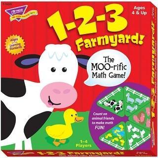Learning Games 1-2-3 Farmyard
