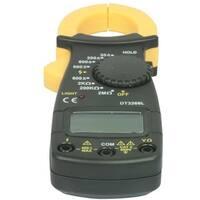 Image AC DC Tester Voltage Current Digital Electronic Clamp Meter Multimeter - SIZE