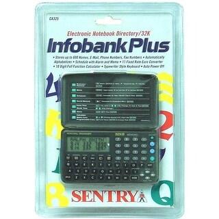 Barjan 117325 Infobank Plus Electric Notebook