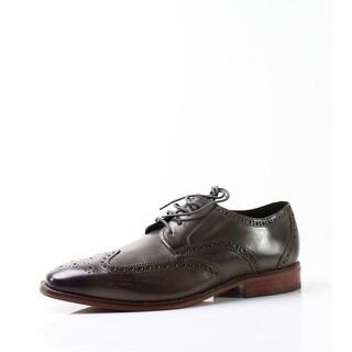 Florsheim NEW Gray Men's Shoes Size 8W Castellano Wingtip Oxford
