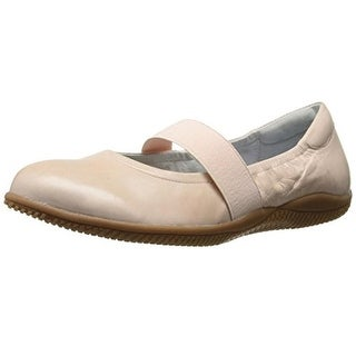 SoftWalk Womens High Point Leather Round Toe Mary Janes - 9 narrow (aa,n)
