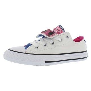Converse Chuck Taylor All Star Double Tongue Girl's Shoes